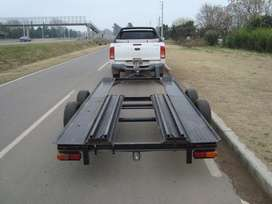 Trailer para llevar autos