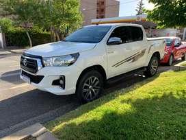 Toyota hilux  srv 2019 4x4 con solo 36.000 km