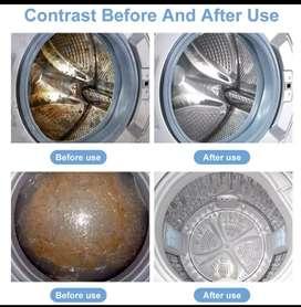 Pastillas para limpieza y desinfección de lavadoras
