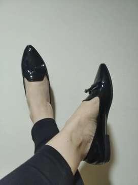 Zapatillas para dama talla 37