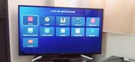 Smart Tv de 42 pulgadas Hiunday perfecto estado  funcional tal cual las fotos