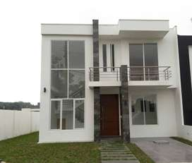 Hermosa Casa de Dos Pisos por Estrenar