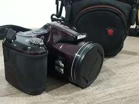cámara nikon coolpix L-820
