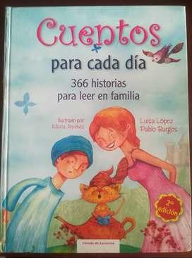 Vendo hermoso libro de cuentos