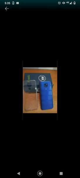 Motorola g9 play. Impecable. 23000