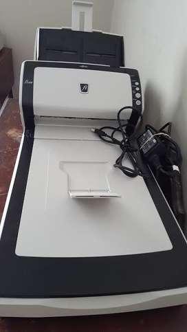 Scanner Fujitsu Fi6240 Usado Garantía 5 Meses