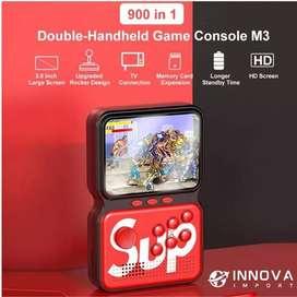900 juegos Consola SUP M3