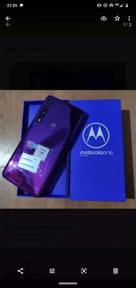 Vendo Motorola one macro