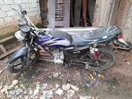 Vendo moto para respuesto Shineray