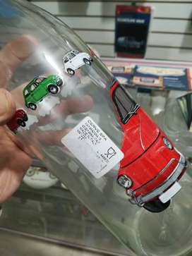 Botellas Fiat 500