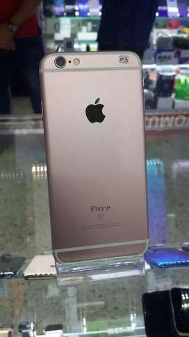 Iphone 6s rosado de 16 GB