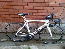 bicicleta  pinarrello f10 usada