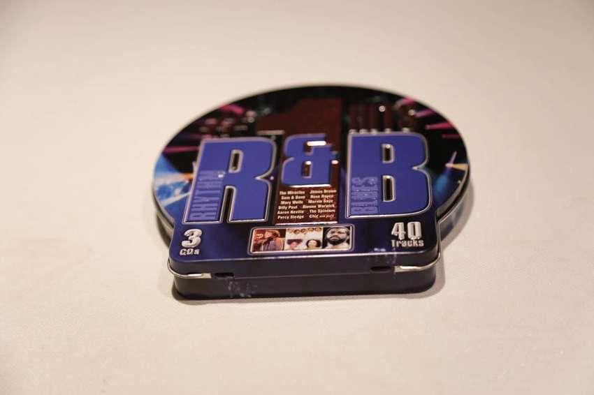 Rb cd box importado