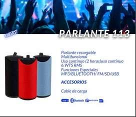 PARLANTE 113
