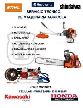 Reparacion  Guadañas Y Motosierras