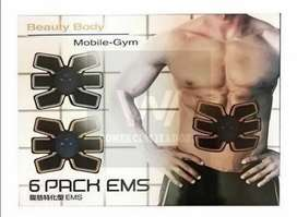 Parche abdominal 6 pack (gimnasia pasiva)