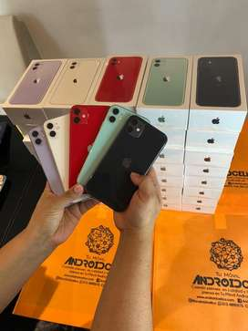 iPhone 11 de 64GB Nuevo libre y garantizado, domicilio sin costo en Bogota