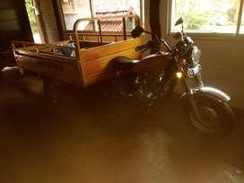 VENDO MOTOMEL CARGO 200