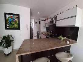 hermoso apartamento en arriendo, con o sin amoblar en exclusivo sector de villavicencio reconocido por su frescura.