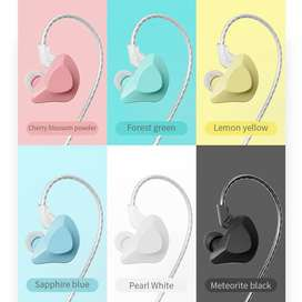 Audífonos color pastel unisex
