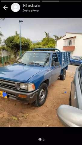 Buscas camioneta para tu trasteo llama yaaaa