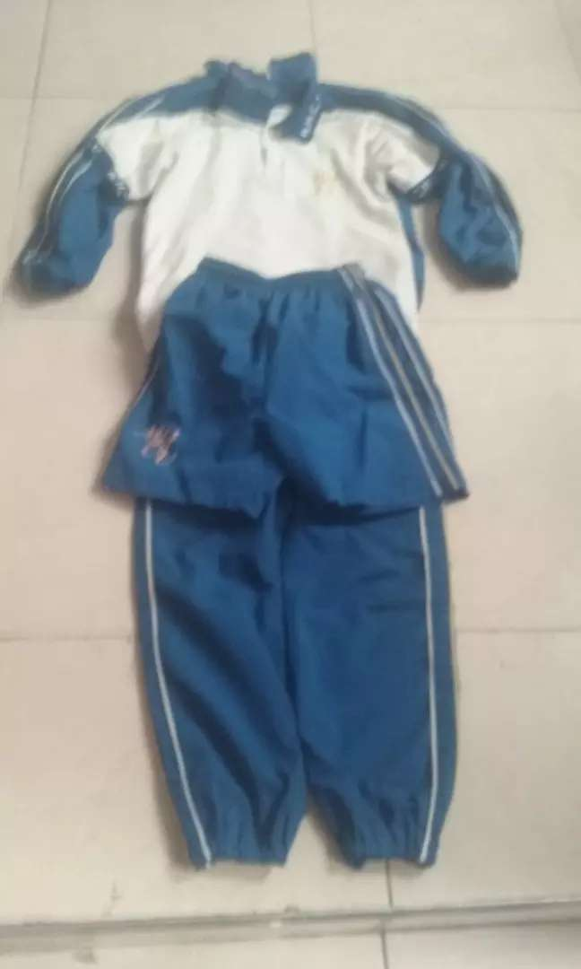 Vendo uniforme para la JULIO SABOGAL 0