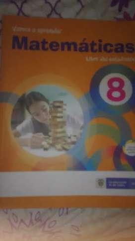 Matematicas 8
