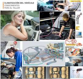 Refrigeracion Aire Acondicionado Auto Casa Aprende Curs. KIT x 37