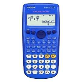 Calculadora Cientifica Casio Fx 82 Plus 252 Funciones Nueva