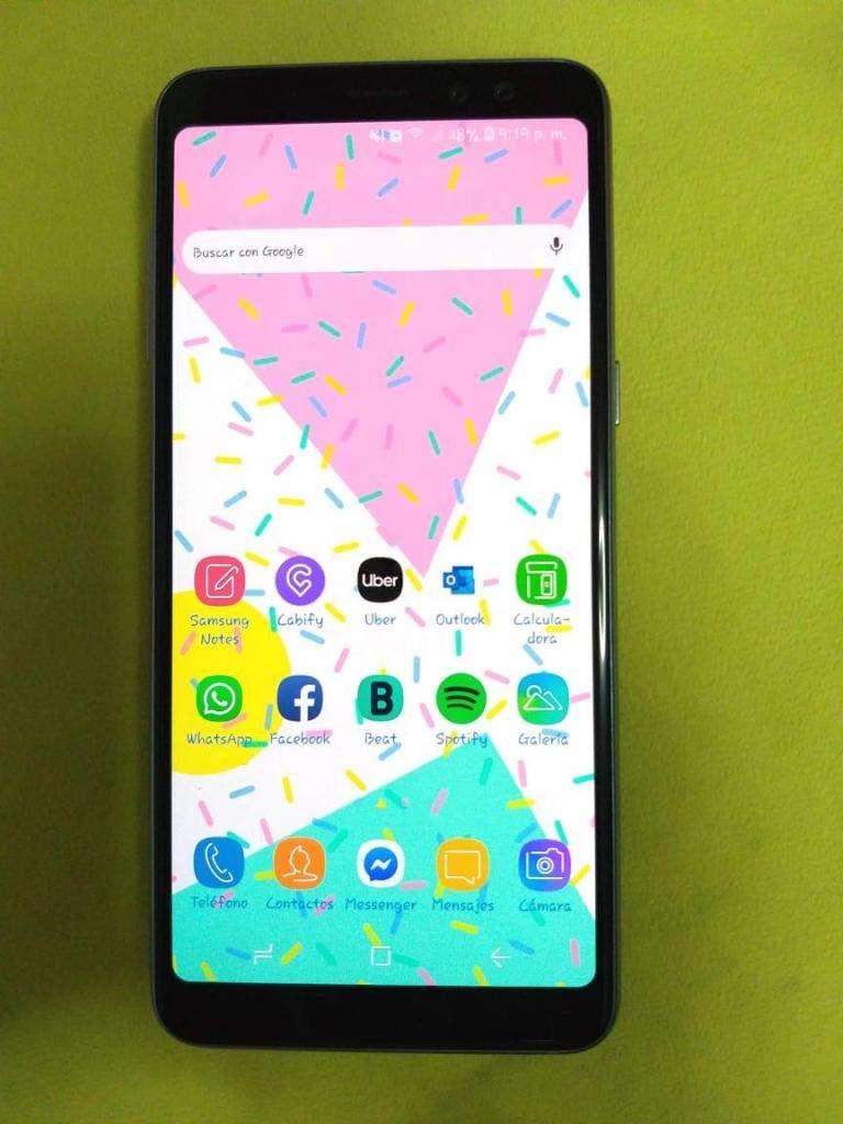 Samsung Galaxy A8 Liberado Como Nuevo En Caja 0