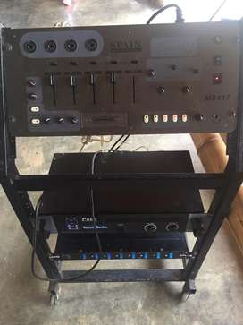 SSe vende planta de equipo de sonido
