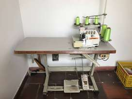 maquina de coser fileteadora siruba
