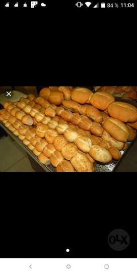 Busco Trabajo de Panadero