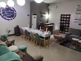 Muebles para Nails Spa