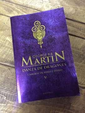 Libro Danza con Dragones