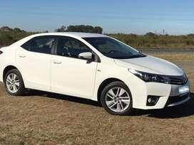 Corolla xei cvt 1.8 automatico 2016