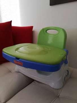 Comedor portatil para bebé