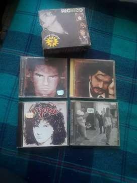 Colección de Ricardo Arjona CD's originales.