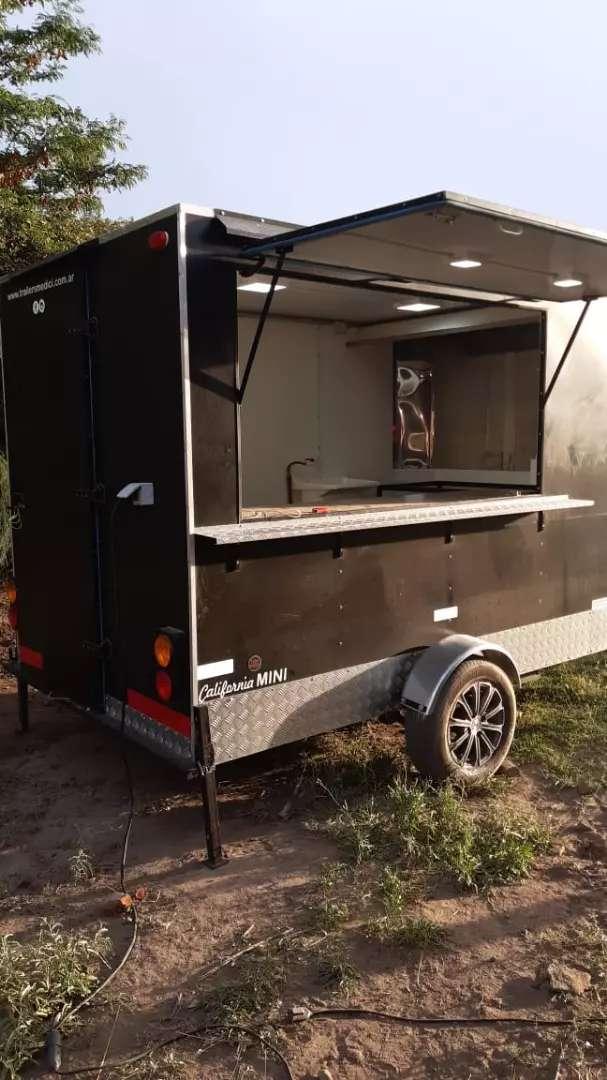 Food Truck Mini California 0