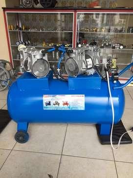 Compresor Thomas 2 Hp Libre de Aceite