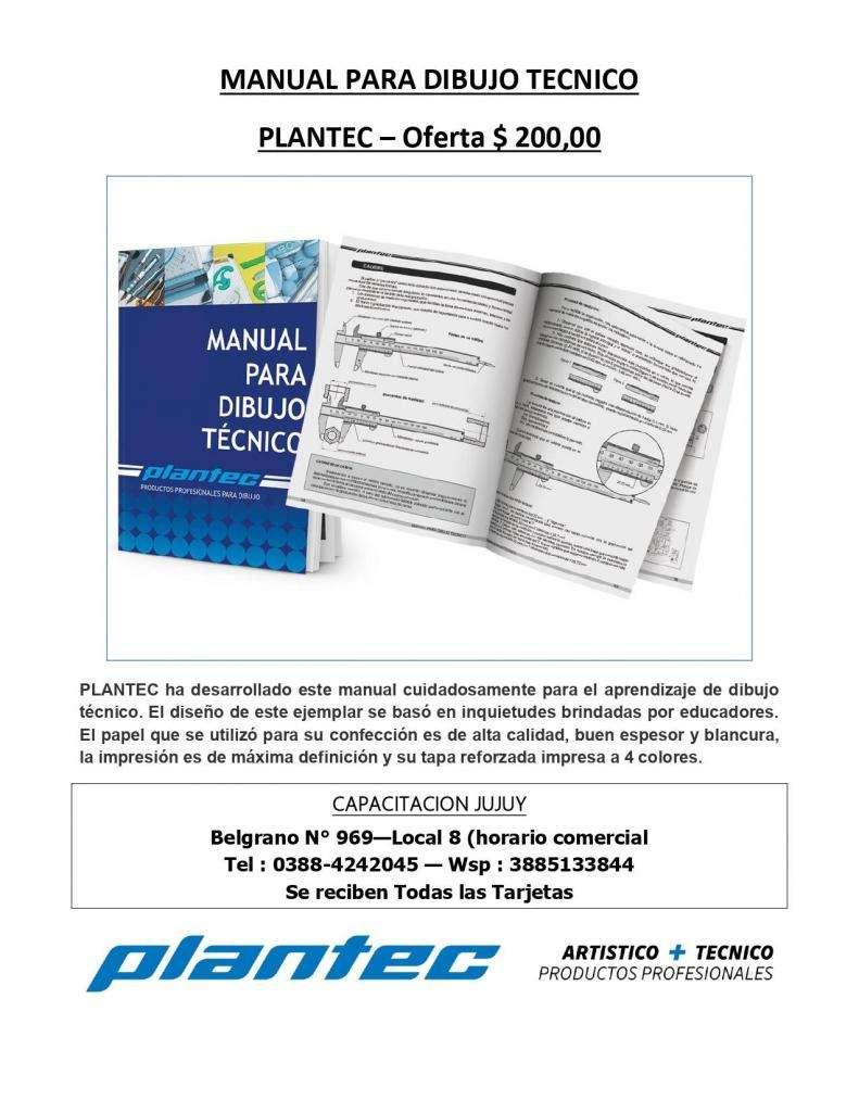 MANUAL DE DIBUJO TECNICO - PLANTEC 0
