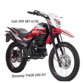 Shineray Thor 200 GY 6E - Azela