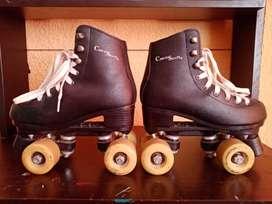 Venta de patines talla 35