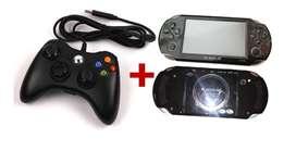 Control Xbox 360 Usb + Pmp Platinum 4 Gb