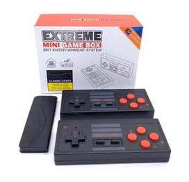Mini Consola Retro Clásica 620 Juegos