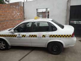 Vendo o permuto taxi de capital trabajando