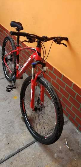 Vendo bicicleta ULTIMATE rod 29