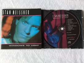 STAN MEISSNER - Windows To Light. Cd,aor , Melodic Rock