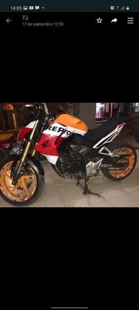 Se vende Honda CB190R