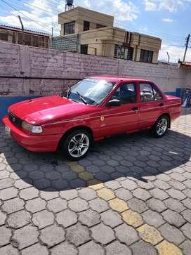 Vendo un Nissan Sentra año 98 matrícula al día 2019 motor Twin Cam 16 Válvulas